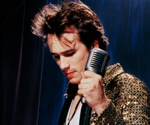 artist, grace, and jeff buckley image