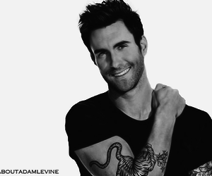 adam levine, adam, and Hot image