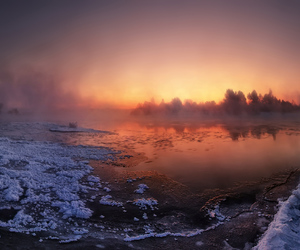 beautiful, photography, and cold image