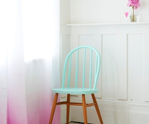 chair and pastel image