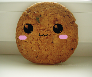 cookie and cute image