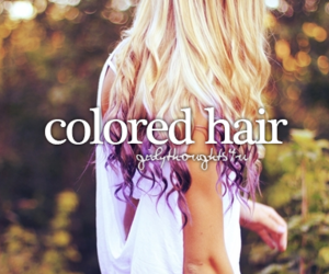 boy, colored, and dip dye image