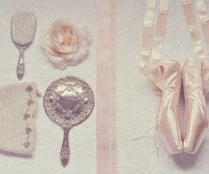 pink, ballet, and vintage image