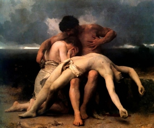 art, painting, and william bouguereau image