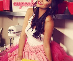 cupcake, pink, and shay mitchell image