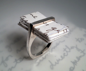 ring and Letter image