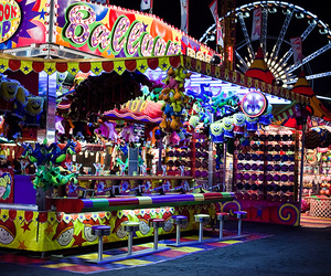 carnival, fair, and photography image