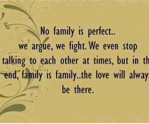 family, love, and quotes image