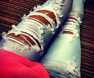 fashion, jeans, and cool image