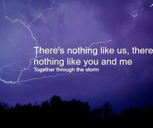 love it, quotes, and storm image