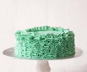 cake, green, and verde image