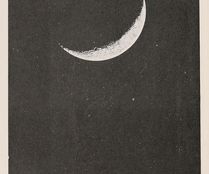 black, moon, and pieces image