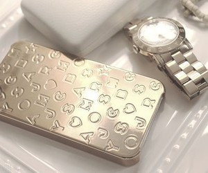 iphone, watch, and marc jacobs image