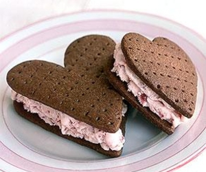 hearts, yummy, and sweets image