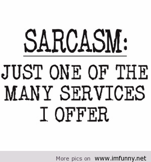 Funny quotes sarcasm 60 Best