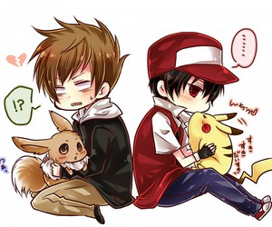 pokemon, anime, and eevee image