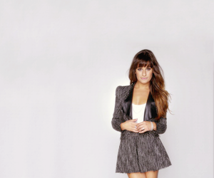 beautiful, rachel berry, and clothes image