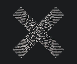 joy division, the xx, and x image