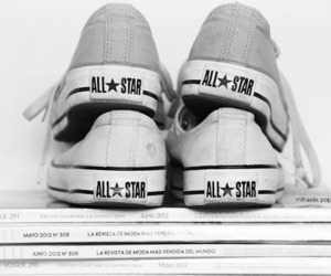 converse and stars image