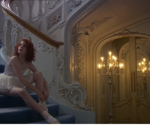 ballet shoes, redhead, and delicate image