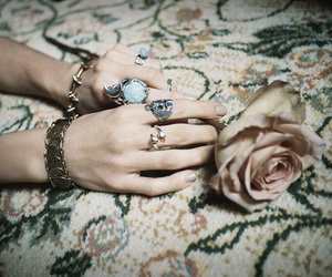 accessories, fashion, and vintage image