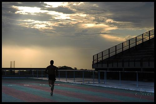 atleta, corrida, and linhas image