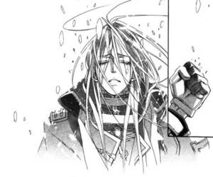 manga, anime boy, and trinity blood image