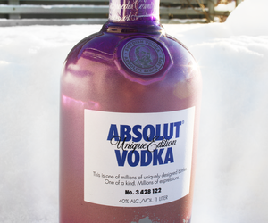 absolut vodka, crazy, and fuck image