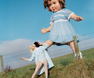 doll, photography, and tim walker image