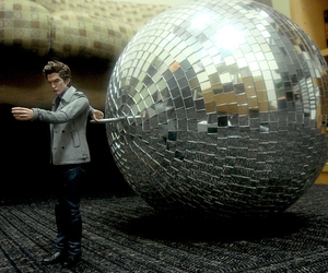 action figure, rob pattinson, and disco image