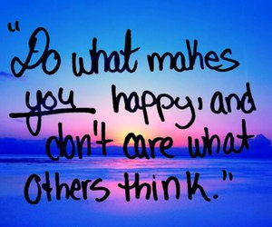 happy, quote, and you image