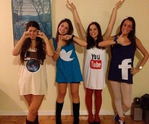 facebook, twitter, and instagram image