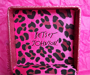 beauty, betsey johnson, and black image