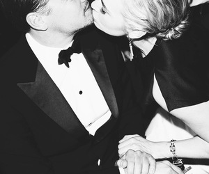 kate winslet, kiss, and leonardo dicaprio image