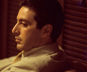 al pacino, godfather, and italian image