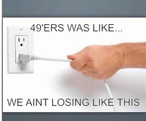 funny, 49ers, and NFL image