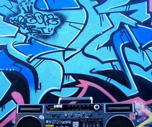 music and boombox image