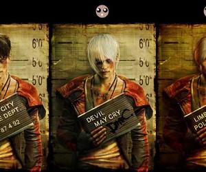 Dante and ninja theory image