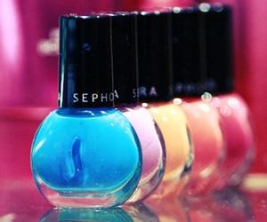 nail polish, sephora, and nails image