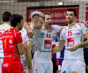 lube, volley, and pallavolo image