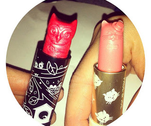 and, cat, and cosmetics image