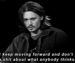 johnny depp, quote, and gif image