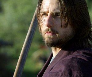 Tom Cruise and the last samurai image