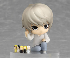 death note, near, and nendoroid image