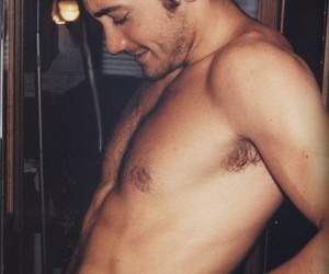 abs, Hot, and jake gyllenhaal image