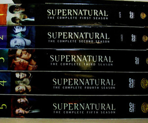 eu quero, spn, and supernatural image