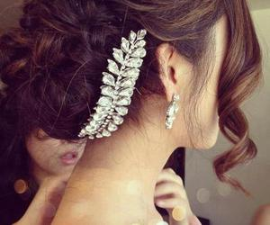 accesories, earrings, and fashion image