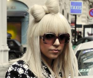 gaga, Lady gaga, and blonde image