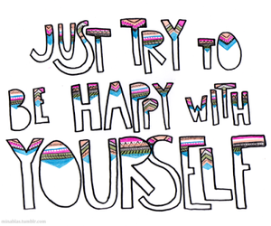 be yourself, just a lonely girl, and blog image