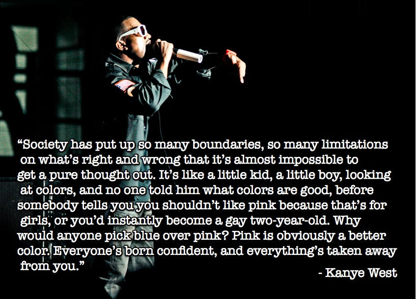Kanye Love Quotes Delectable Yo I'mma Let You Finish But Kanye West Has The Best Quote About
